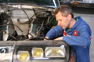Peter Valkenburgh: restoration specialist