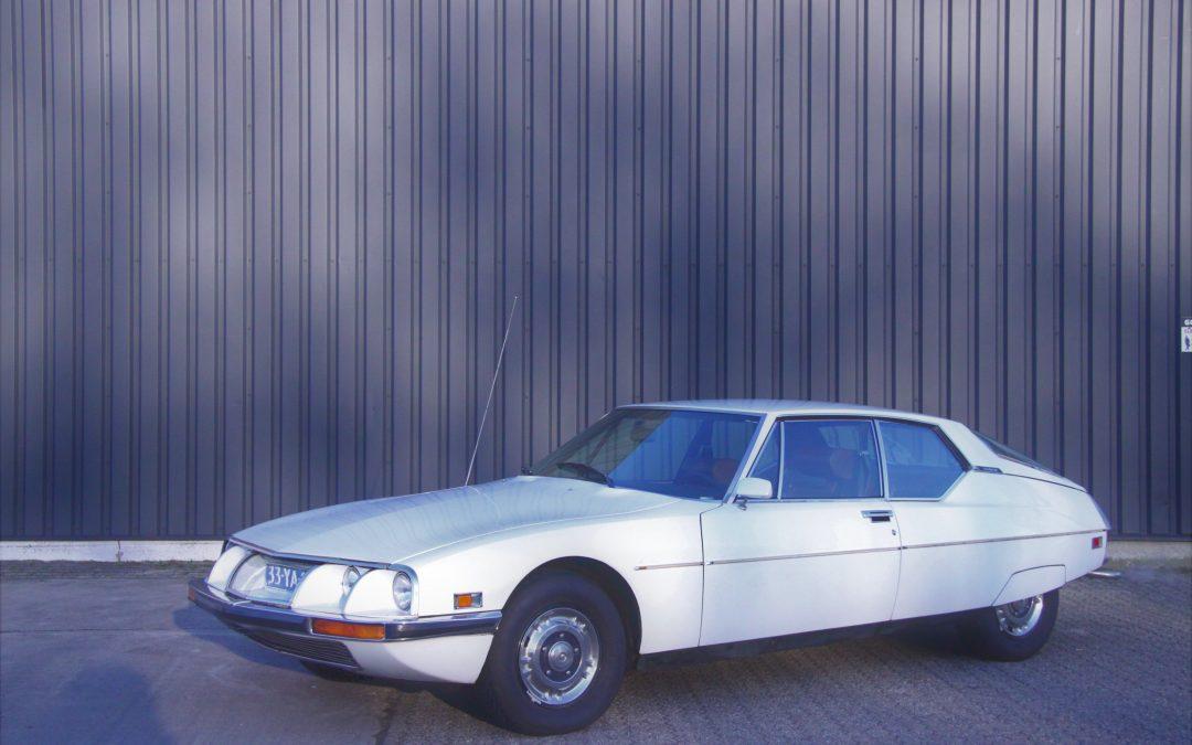 Te Koop: Citroën SM 3.0  handgeschakeld